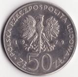 Republica Populara Polona - 50 Zlotych 1979 - Mieszko I, Europa