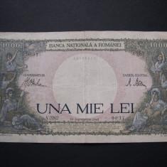 1000  lei  1941  septemvrie  (septembrie)  10   #A2262