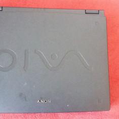LEPTOP SONY VAIO PCG-972M, + INCARCATOR ORIGINAL, FUNCTIONEAZA . - Laptop Sony, Intel Pentium, Diagonala ecran: 17, 80 GB