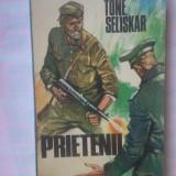TONE SELISKAR - PRIETENII - Carte politiste