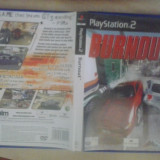 Burnout - Joc PS2 ( GameLand ) - Jocuri PS2, Curse auto-moto, 3+, Multiplayer