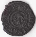 Livonia - 1 Solidus 1647, Europa