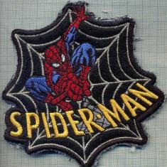 155 -EMBLEMA - SPIDER MAN -starea care se vede