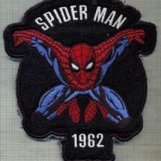 161 -EMBLEMA - SPIDER MAN - 1962 -starea care se vede