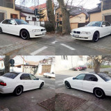 BMW Seria 7 725 Alb Diesel inm. RO 2012 unic prop. scutit impozit / timbru mediu, An Fabricatie: 2000, Motorina/Diesel, 290 km