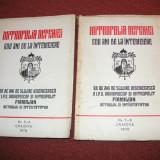 Mitropolia Olteniei - 600 ani de la intemeiere (nr. 5-6 si nr. 7-8) - 2 volume - Carti bisericesti