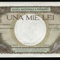 X251 ROMANIA 1000 LEI 1936 XF/aUNC - Bancnota romaneasca