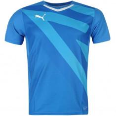 Puma Power dry cell T-shirt - tricou original barbati! - Tricou barbati Puma, Marime: S, Culoare: Albastru, Maneca scurta, Poliester