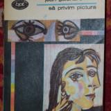 BPT 1038 - Jean Guichard-Meili - Sa privim pictura - Roman, Anul publicarii: 1980