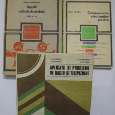 Lot Carti Electronica - 3 titluri