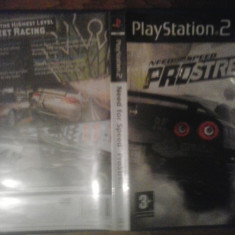 Need for Speed Pro Street NFS - JOC PS 2 ( GameLand ) - Jocuri PS2, Curse auto-moto, Toate varstele, Multiplayer