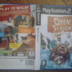 Open Season - JOC PS2 Playstation - GameLand - Jocuri PS2, Actiune, Toate varstele, Multiplayer