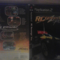 RC Revenge - JOC PS2 ( GameLand ) - Jocuri PS2, Curse auto-moto, 3+, Multiplayer