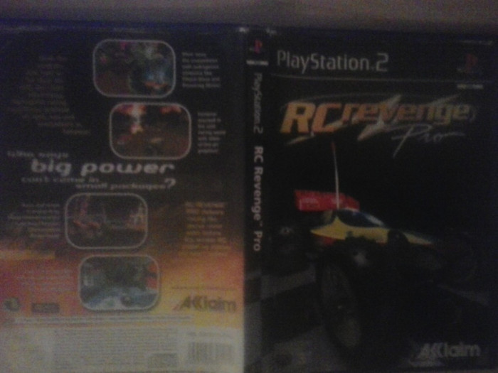 RC Revenge  - JOC  PS2 ( GameLand ) foto mare