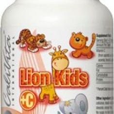 Lion Kids C vitamina C creat special pentru copii - Vitamine/Minerale