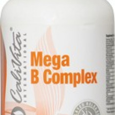 Mega B Complex reduce oboseala si senzatia de epuizare fizica - Vitamine/Minerale