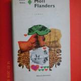 MOLL FLANDERS Daniel Defoe coperti cartonate - Roman, Anul publicarii: 1970