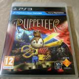 Joc Move Puppeteer, PS3, original, alte sute de jocuri!