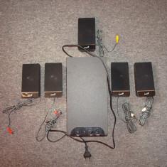 Boxe GENIUS SW-N5.1 1000 Multimedia HI-FI Speaker Systems - Boxe PC