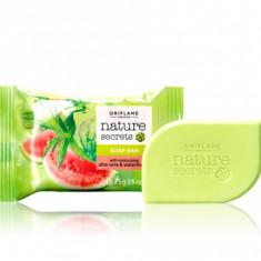 Săpun hidratant - aloe vera şi pepene verde Nature Secrets (Oriflame)