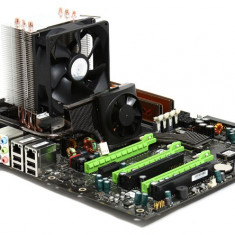 Cooler procesor AMD OverClocker Edition CM heat pipes Intel LGA 775 - Cooler PC Cooler Master, Pentru procesoare