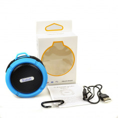 Speaker portabil Waterproof Bluetooth - Boxa portabila, Conectivitate bluetooth: 1