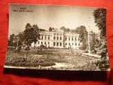 Ilustrata Pitesti -Sfatul Popular Regional ,circulat 1966, Circulata, Fotografie