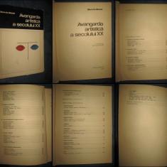 Arta- Carte Mario de Micheli-Avangarda artistica a sec. 20. - Album Arta