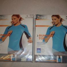 Bluza pentru sport, dama, NOUA, marca Crivit, Culoare: Din imagine, Marime: XS, S