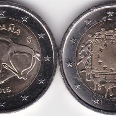 Spania 2 euro 2015 comemorative UNC
