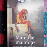 Will self maretele maimute