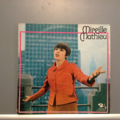 MIREILLE MATHIEU - THE ALBUM (1967/ BARCLAY REC / RFG ) - VINIL/ POP /VINYL - Muzica Pop emi records