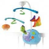 Carusel Fisher Price Ocean   nou