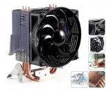 Cooler procesor AMD OverClocker Edition  heat pipes FM1 FM2 939 AM2 Am3 Am3+, Pentru procesoare, Cooler Master