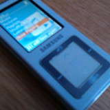 MP3 SAMSUNG YP-Z5 2 GB PERFECT FUNCTIONAL - MP3 player Samsung, Alb, Display