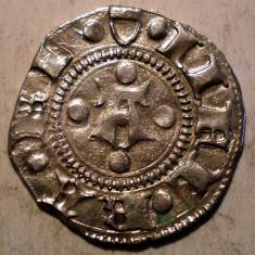 G.296 ITALIA FERRARA NICOLO III D'ESTE 1393 1441 GROS MARCHESANO GROSSO ARGINT - Moneda Medievala, Europa