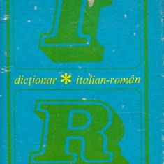 Facon, N. s. a. - DICTIONAR ITALIAN-ROMAN, ed. Stiintifica, Bucuresti, 1971 Altele