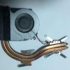 Cooler Radiator + Ventilator Toshiba Satellite L875 C855 C875 L870