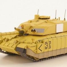 OKAZIE - Macheta tanc Challenger 2 - Southern Iraq - 2003 scara 1:144 - Macheta auto