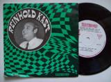 """Disc vinil REINHOLD KAST (format mic 7"""" - 45 - EDC 10.111)"""