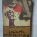 WERNER STEINBERG - PALARIA COMISARULUI - Carte politiste