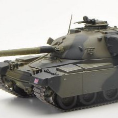 Macheta tanc Chieftain Mk. V - Brussels - 1979 scara 1:72 - Macheta auto