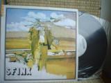Sfinx zalmoxe album 1979 disc vinyl lp muzica rock progresiv nu a fost ascultat, VINIL, electrecord