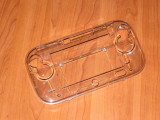 Nintendo Wii U- Husa crystal case pentru gamepad, Huse si skin-uri