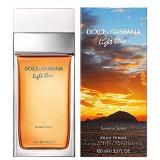 Dolce&Gabbana Light Blue Sunset in Salina EDT Tester 100 ml pentru femei - Parfum femeie Dolce & Gabbana, Apa de toaleta