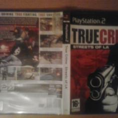 True Crime - Streets of LA - PS2 [B] - Jocuri PS2, Actiune, 12+, Multiplayer