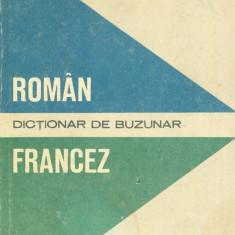 Irina Eliade - Dictionar de buzunar roman -francez - 31930 - DEX