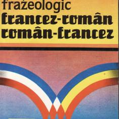 Elena Gorescu - Dictionar frazeologic francez-roman, roman-francez - 33129 - Carte despre internet