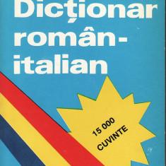 Alexandru Balaci - Dictionar roman-italian - 33193 - DEX