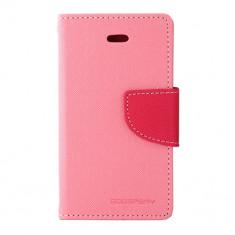 Toc My-Fancy iPHONE 4/4S Roz - Husa Telefon Atlas, Textil